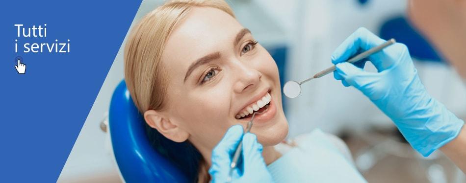 dentista lecce servizi